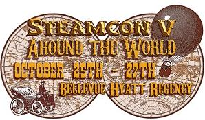 Steamcon, A Steampunk convention.  Oct. 3-5 2014, Bellevue (Seattle), WA